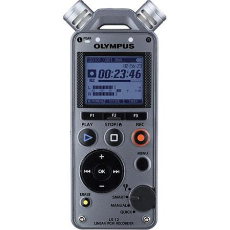 Olympus LS Linear PCM Recorder 118 - 331