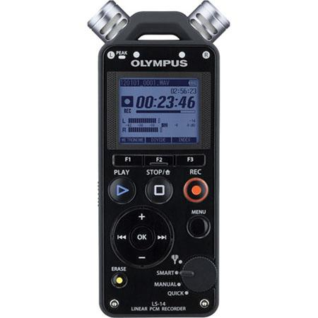 Olympus LS Linear PCM Recorder 66 - 557