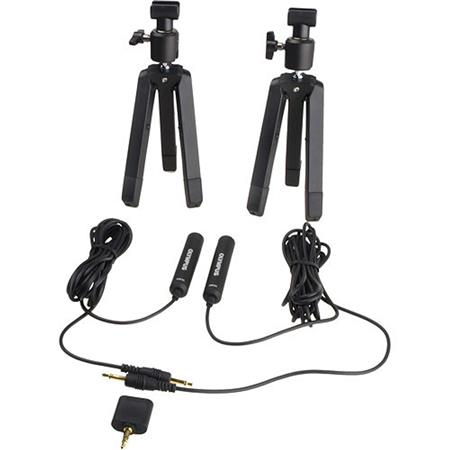 Olympus ME W Channel Microphone Kit E P Digital Digital Stereo Voice Recorders 89 - 558