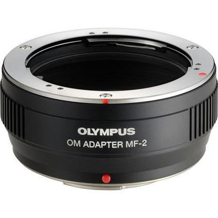 Olympus MF Adapter to Attach OM Mount Lens to Micro Four Thirds System cameras 253 - 257