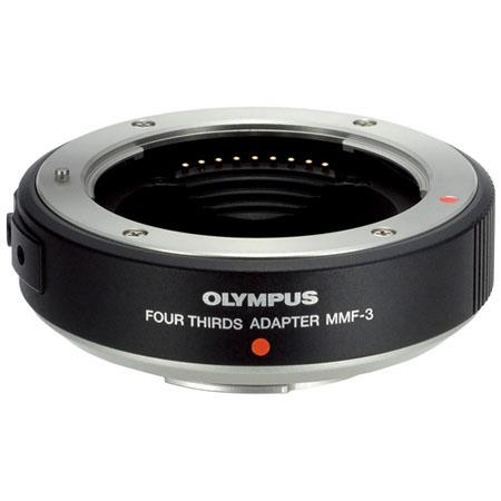 Olympus MMF Weathersealed Dust proof and Splash Proof Four Thirds Mount Adapter Four Thirds Lens to  50 - 160
