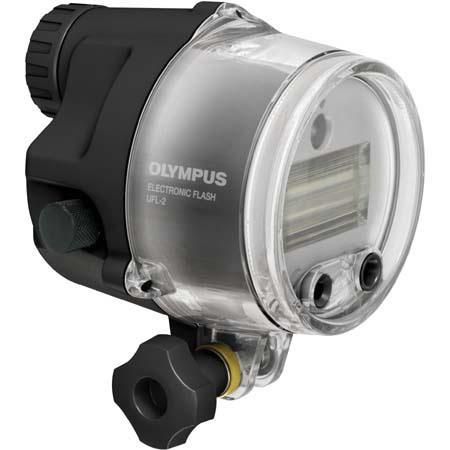Olympus UFL TTL Underwater Flash Strobe PT Series Underwater Camera Housings 29 - 53