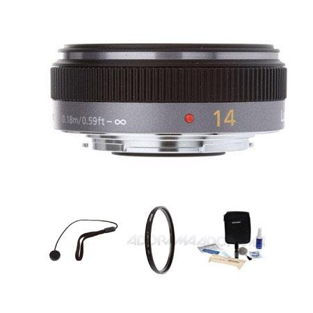 Panasonic H H Lumif Aspherical Lens Micro Four Thirds Lens Mount Systems Accessories 251 - 85