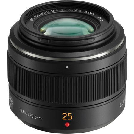 Panasonic f Leica DG SummiluAspherical Lens Micro System 274 - 255