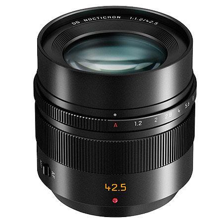 Panasonic Leica DG Nocticron f ASPH POWER OIS Lens Micro Four Thirds Lens Mount System 161 - 251