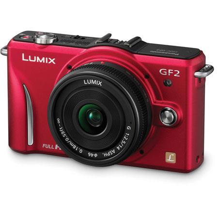 Panasonic LumiDMC GF Digital Camera Panasonic f Lens  47 - 777