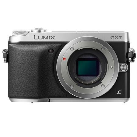 Panasonic LumiDMC GX Mirrorless Digital Camera Body MP Tilt Live Viewfinder Full HD Videop In Body S 94 - 422