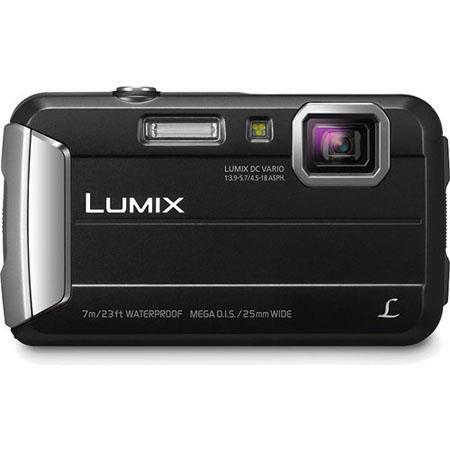 Panasonic LumiDMC TS Digital Camera MP CCD SensorOpticalDigital Zoom DC Vario Lens  119 - 255