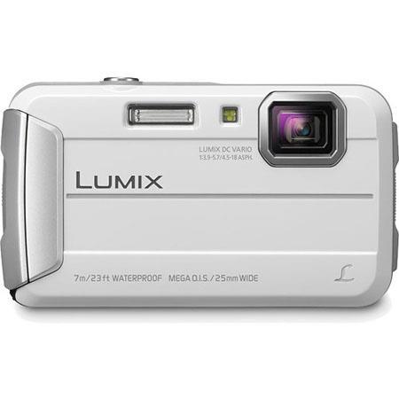 Panasonic LumiDMC TS Digital Camera MP CCD SensorOpticalDigital Zoom DC Vario Lens  42 - 596