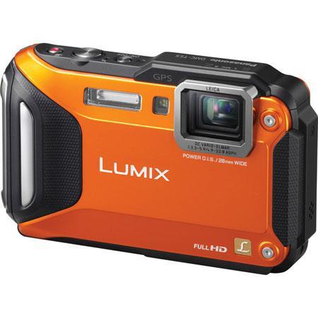 Panasonic LumiDMC TS Digital Camera MP CMOS SensorOptical Zoom TFT LCD Leica DC Vario Elmar Lens  150 - 86