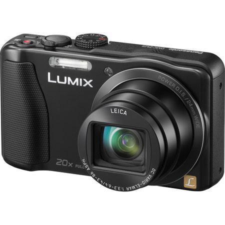 Panasonic LUMIX DMC ZS MP Digital Camera Refurbished Panasonic 267 - 233