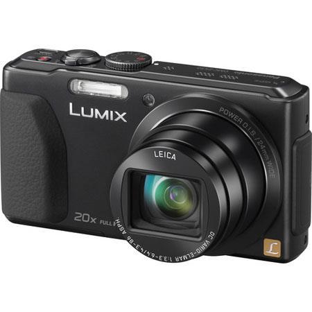 Panasonic LumiDMC ZS Digital Camera MP LCD Touch ScreenOptical Zoom Wi Fi NFC MOS Sensor Full HD Vid 210 - 763