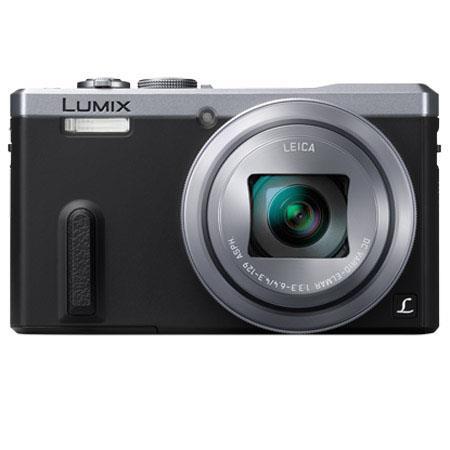 Panasonic LumiDMC ZS Digital Camera MPOptical Zoom K Dot LCD Display USB HDMI Built Wi Fi Panorama G 107 - 371