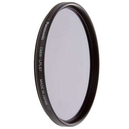 Panasonic DMW LPL Digital Circular Polarizing Filter 270 - 630