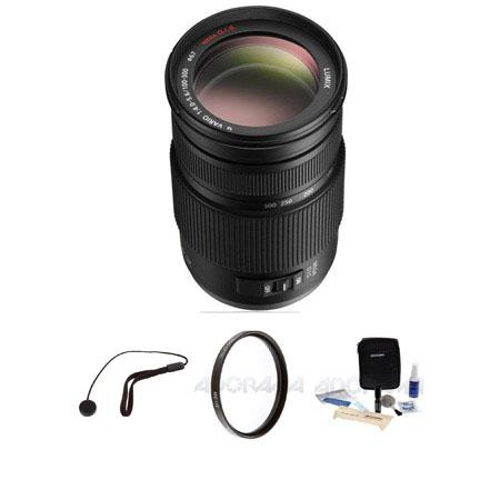 Panasonic LumiVario f MEGA OIS Zoom Lens Accessories 52 - 619