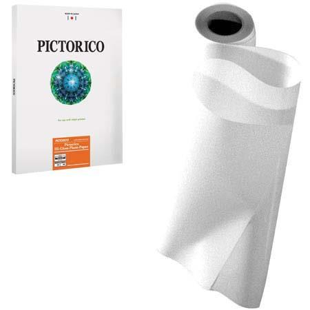 Pictorico PPR Hi Gloss Resin Coated Inkjet Photo Paper mil gsmRoll Core 304 - 170