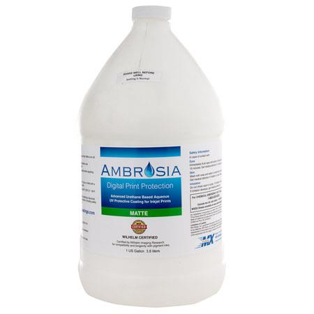 Projet Ambrosia Water Based Matte Coating Gallon 120 - 235