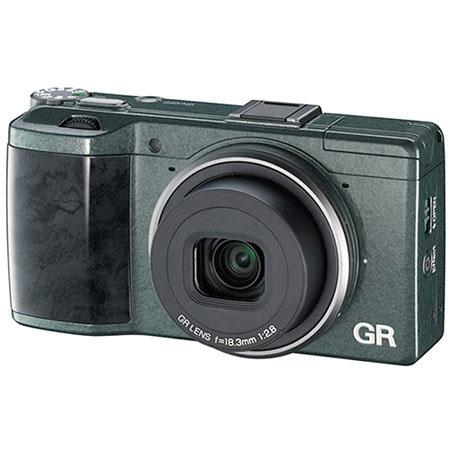 Ricoh GR Pocket Size Compact Digital Camera Vintage Wave Tone Limited Edition Limited Edition Premiu 180 - 159