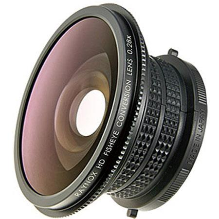 RaynoHDP ES High Definition Diagonal Fisheye Conversion Lens 111 - 280