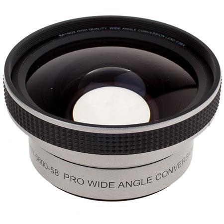 RaynoxWide Angle Lens Silver Limits Zoom Capability 108 - 282
