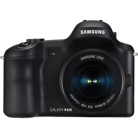 Samsung Galaxy NGn Mirrorless Digital Camera f OIS Lens MP GB Memory Wi Fi GG LTE Connectivity Andro 132 - 498