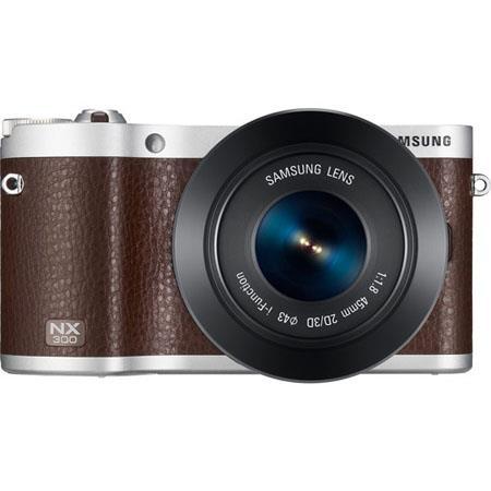 Samsung NX Mirrorless Digital Camera Samsung f T DD Lens 165 - 642