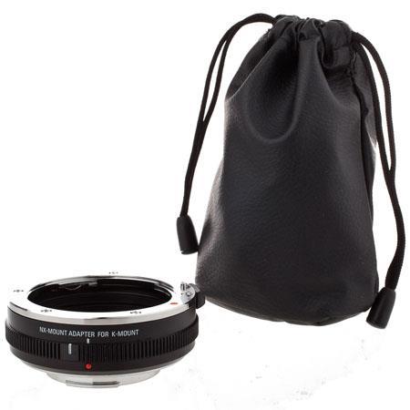 Samsung ED MANXK K Mount Adapter NX Digital Cameras 274 - 166
