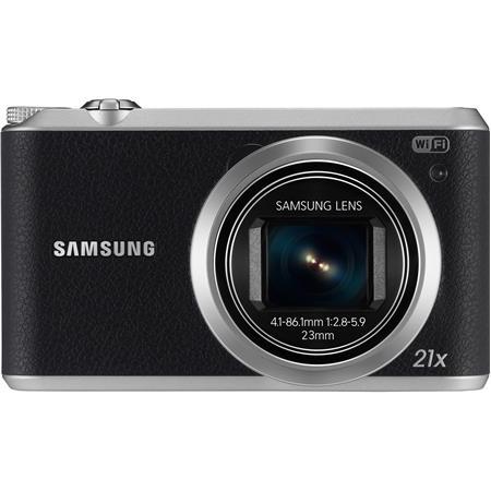 Samsung WBF Smart Digital Camera MPOptical Zoom LCD Display USB Full HD p Video NFCWi FiTag Go  150 - 86