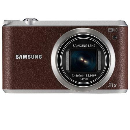 Samsung WBF Smart Digital Camera MPOptical Zoom LCD Display USB Full HD p Video NFCWi FiTag Go  86 - 709