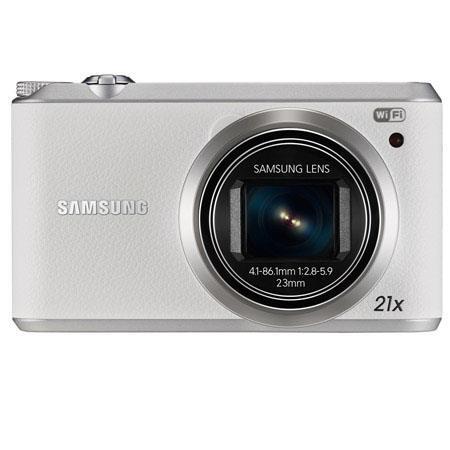 Samsung WBF Smart Digital Camera MPOptical Zoom LCD Display USB Full HD p Video NFCWi FiTag Go  304 - 170
