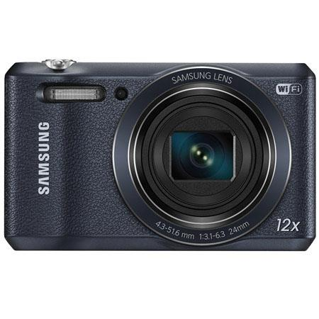 Samsung WBF Smart Digital Camera MPOptical Zoom QVGA LCD Display HD p Video Live Panorama NFCWi FiTa 59 - 542