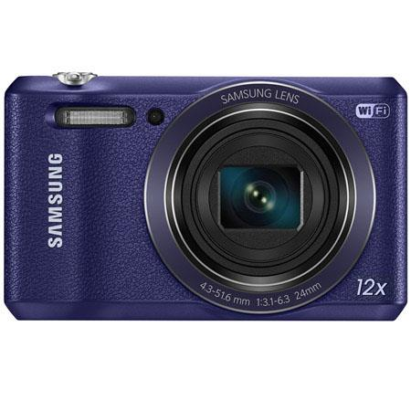 Samsung WBF Smart Digital Camera MPOptical Zoom QVGA LCD Display HD p Video Live Panorama NFCWi Fi U 0 - 553
