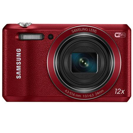 Samsung WBF Smart Digital Camera MPOptical Zoom QVGA LCD Display HD p Video Live Panorama NFCWi FiTa 137 - 743