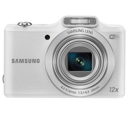 Samsung WBF Smart Digital Camera MPOptical LCD Display USB Optical Image Stabilization NFC Wi Fi Liv 87 - 685