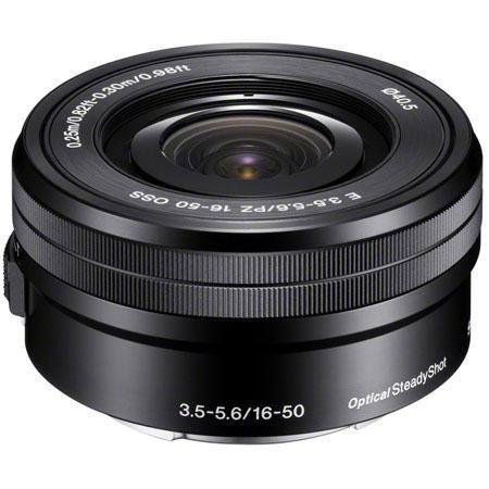 Sony F OSS E mount NEX Retractable Lens Open Box 47 - 777