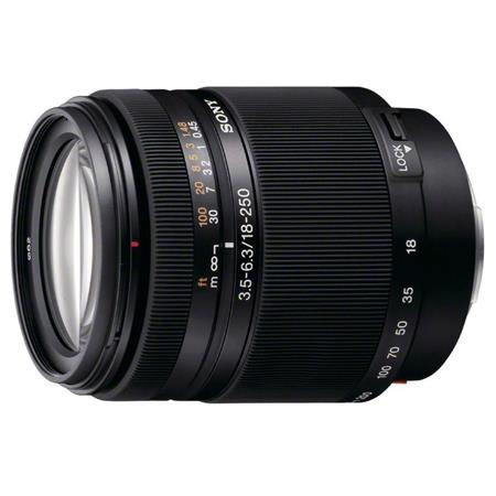 Sony f DT ED a alpha Mount Zoom Lens 55 - 641