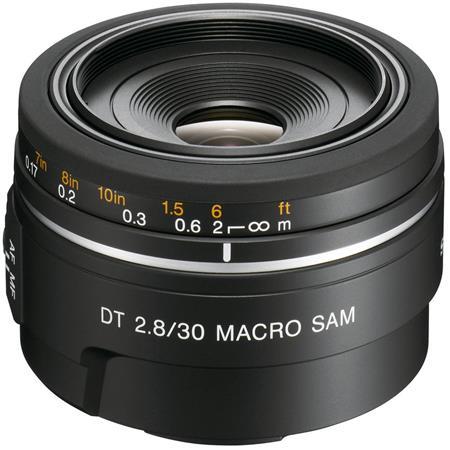 Sony SAL M f DT AF Macro SAM Smooth Autofocus Motor Lens Sony a DSLR Camera 256 - 390