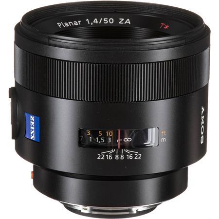 Sony Carl Zeiss Planar T F ZA Lens alpha DSLR Camera 132 - 784