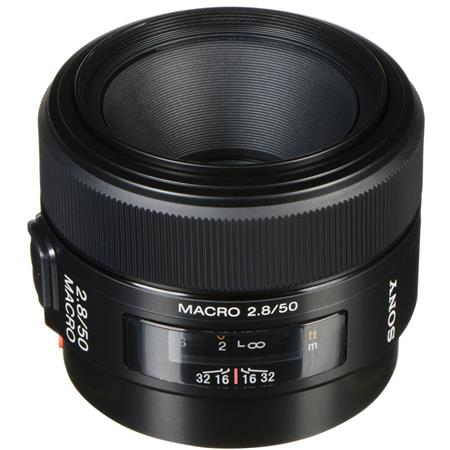 Sony f a alpha Mount Digital SLR Macro Lens 52 - 619