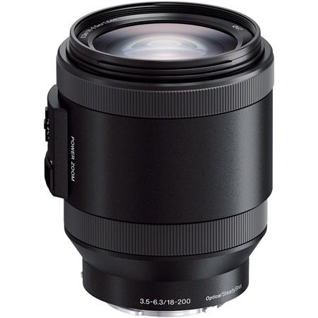 Sony PZ F OSS Alpha E mount NEX Camera Lens  93 - 336