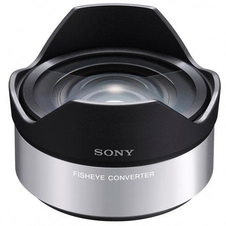 Sony VCL ECF Fisheye Conversion Lens NEX DSLRs 80 - 263