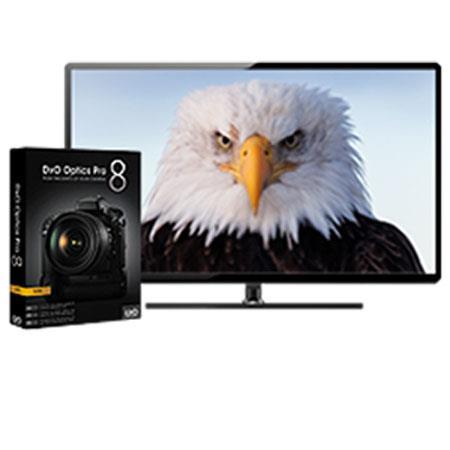 DxO Optics Pro Version Elite Edition Photo Enhancing Macintosh Windows Free Upgrade to Version when  304 - 170