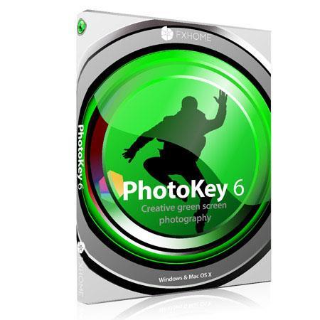 FXHOME Photokey Creative Screen Photography Software Windows Mac  293 - 78