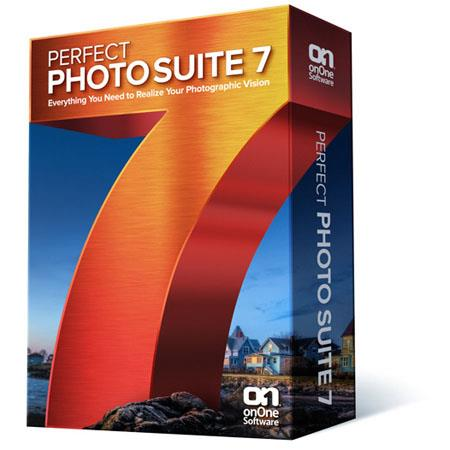 onOne Software Perfect Photo Suite For Windows and Mac Free Upgarde to Version  109 - 527