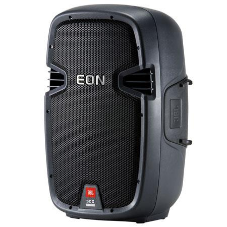 JBL EON Two Way Powered Portable Speaker System Mixer V Europe 112 - 680