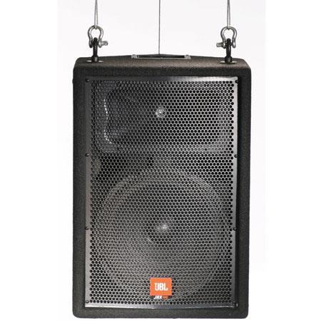 JBL JRXMI Two way Stage Monitor Installation Speaker System Watts Peak Power kHz Crossover Frequency 278 - 86