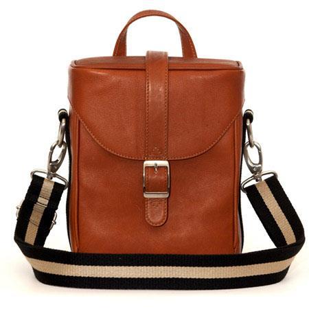 Jill e Jack Hudson All Leather Camera Bag Tan 109 - 83