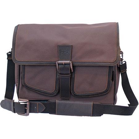 Jill e Jack Small Columbian Leather Messenger CameraCarry Bag  66 - 454