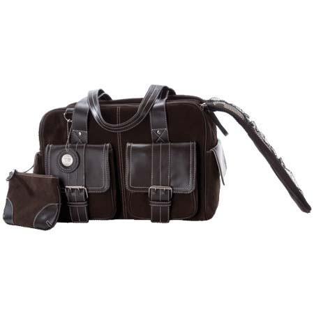 Jille Weatherproof Medium Suede Leather Trim Camera Bag Velcro Divider Interior 253 - 431