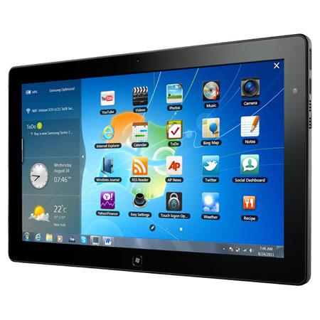 Samsung XETA Slate Tablet PC Intel Core i M GHz GB RAM GB SSD Win Professional 38 - 685